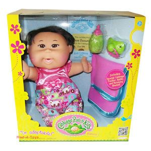 Cabbage Patch Kids Babies Doll Asian Baby