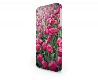 Field of Tulips Hard Cover Case for iPhone Samsung 65 Other Phones