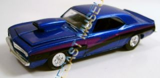1969 '69 Chevy Chevrolet Camaro from Tru Set Loose Diecast RC Very RARE