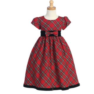 Baby Holiday Christmas Dress