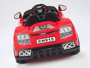 12V Radio Remote Control Ride on Power Kids Riding Toy Electric Wheels Car