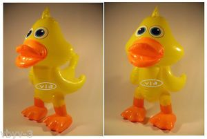 Baby Duck Chick Animal Inflatable Blow Up Kids Toys Pool Party Favor Decor 24""