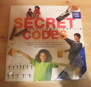 Secret Codes Spy Adventure Games Kit Detectives Morse Kids