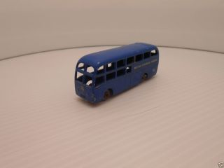 Matchbox Lesney 58 A AEC Coach Early Style British Airways Decals