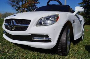 The Luxurious Mercedes Benz Ride on Power Wheels Toy Car Remote Control