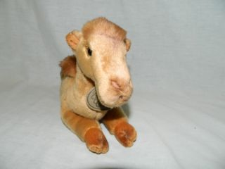 "Russ Berrie Yomiko Classics SM 12"" Plush 2 Hump Camel Stuffed Animal Toy"