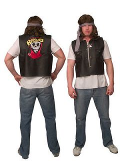 Rogue The Warriors Adult Vest for Halloween Costume