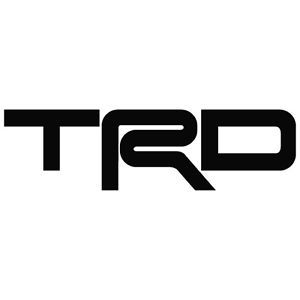 TRD Toyota Racing Development High Performance Car Truck Logo Decal Sticker 2