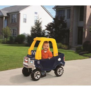 Little Tikes Cozy Truck 620744 Car Coupe Kid Riding Toy