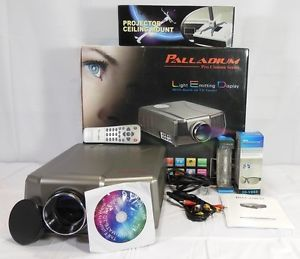 Palladium PA HD9000 3LCD Pro Cinema Series LCD Home Theater Projector in Box