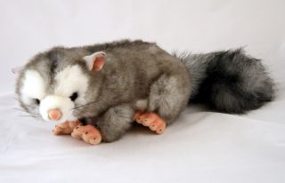 "Possum Stuffed Animals Soft Plush Toy 9"" 23cm New Nugget"