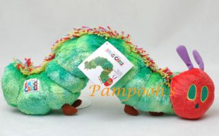 Eric Carle Very Hungry Caterpillar Large Plush Stuffed Toy
