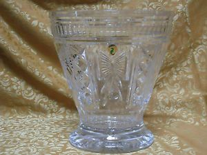 Waterford Crystal Millennium 5 Toasts Champagne Ice Bucket Retired