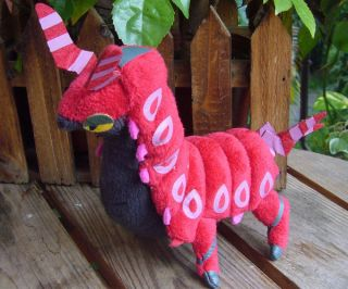 Newest Pokemon 545 Scolipede Plush Doll Toy Figure Collectible Gift for Kids