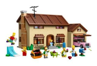 Lego 71006 The Simpsons House New in Box Ready to SHIP