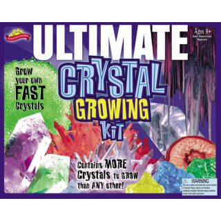 POOF Slinky Scientific Explorer Ultimate Crystal Kit