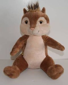 Limited Edition Alvin and The Chipmunks Build A Bear Plush Toy Chipwrecked