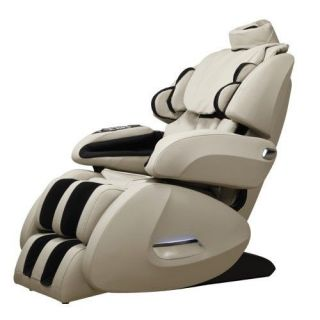 Fujita KN9003 Massage Chair Foot Roller Open Box Item French Grey OS7075R