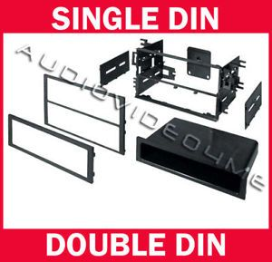 New 1999 Honda Accord Double DIN Radio Install Dash Kit