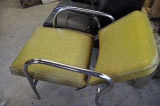 Vintage Shampoo Beauty or Barber Salon Chair