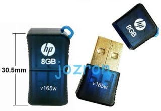 HP V165W 32GB 32G USB Flash Pen Drive Memory Disk Stick