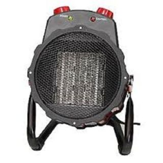 Ceramic Workshop Space Heater Portable Electric Garage Utility Construction