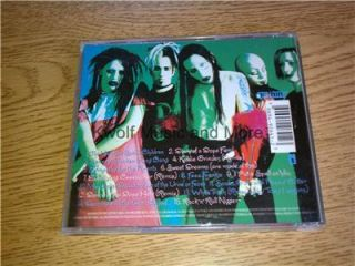 "Marilyn Manson ""Smells Like Children"" PA Interscope Intd 92641 CD 1995"