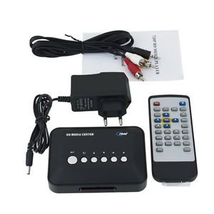 TV Theater Home HD AV Multi Media RMVB Avi Center SD Card USB Flash Player HMY