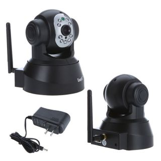 EasyN Wireless IP Camera HD WiFi Webcam Internet P2P Audio Night Vision PTZ US
