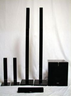 Sony SA VS310 5 1 Channel Home Theater Speaker System Nice