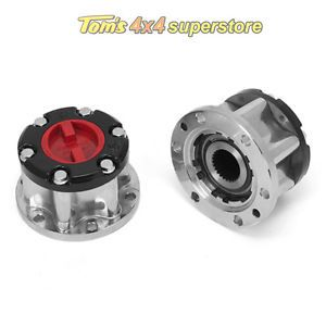 15001 13 Manual Locking Hubs Toyota T100 Pickup 86 00 4 Runner 86 95 Tacoma