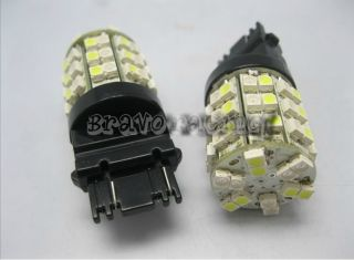 Switchback Dual Color 60 SMD LED 3157 3457 3057 4157 Turn Signal Light Bulbs