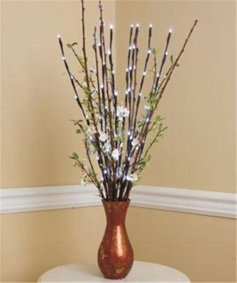 7 Piece LED Lighted Branches Dramatic Accent Lighting