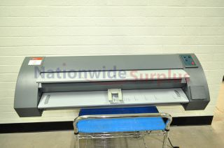 "Oce 7050 36"" Large Wide Format Stand Up Copier Engineering Printer Plotter as Is"