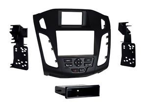 2012 2013 Ford Focus Stereo Installation Dash Kit