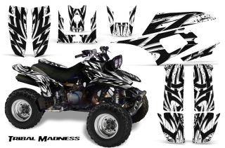Yamaha Warrior 350 Graphics Kit Decals Stickers TMW