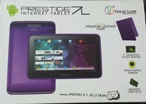 Visual Land Prestige 7 Tablet