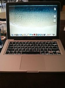 Apple MacBook Pro 13 inch LED Backlit Widescreen Notebook October 2012