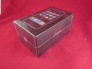 Brand New in SEALED Box Apple iPhone 2G 1st First Generation 8GB A1203 MA712LL A