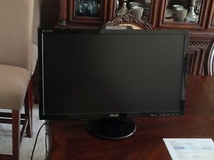 "Asus VK VK278Q 27"" Widescreen LED LCD Monitor Built in Speakers"