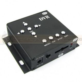 Mini CCTV DVR Recorder Video Audio for Security Camera Motion Detect USA Seller