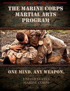New The Marine Corps Martial Arts Program by Paperback Book 1475262256