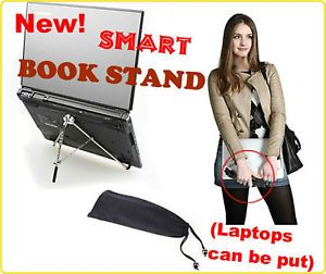 New Portable Reading Book Stands Holders Laptop Stand