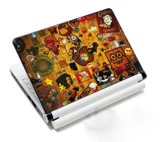 "12"" 15 6"" Notebook Laptop Skin Sticker Decal Cover"