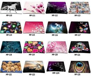 Optical Mouse Pad Computer PC Mat Silicone Mousepad for Optical Laser Mouse Mice