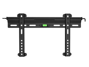 "Ultra Slim Low Profile TV Wall Mount Bracket LED LCD Plasma 19"" 37"" New"