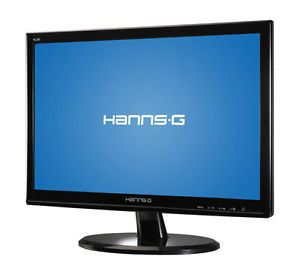 "Hanns G HL203 20"" Widescreen LED LCD Monitor with Built in Speakers"