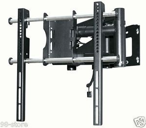 "Motorized IR Remote Control LCD LED Wall Mount 23"" 42"""