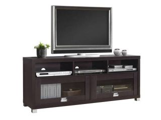 "Wood LCD LED 55"" TV Stand Entertainment Media Center Game Console Storage Shelf"
