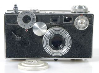 Argus C3 Harry Potter Camera with Broken Case and Lens Cap